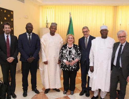 IABW: Niger, Mali and Burkina Faso with italian Cooperation