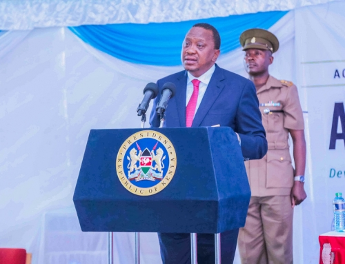 President Kenyatta State of the Nation speech