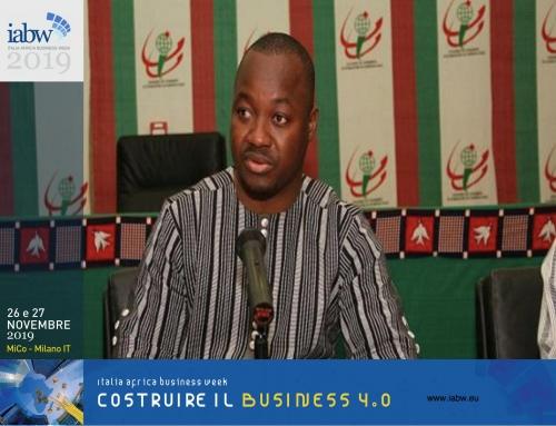 IABW 2019: confermata la partecipazione di Harouna Kabore, Ministro del Commercio del Burkina Faso