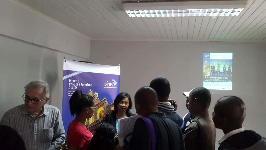 IABW presentato ai giornalisti del Madagascar